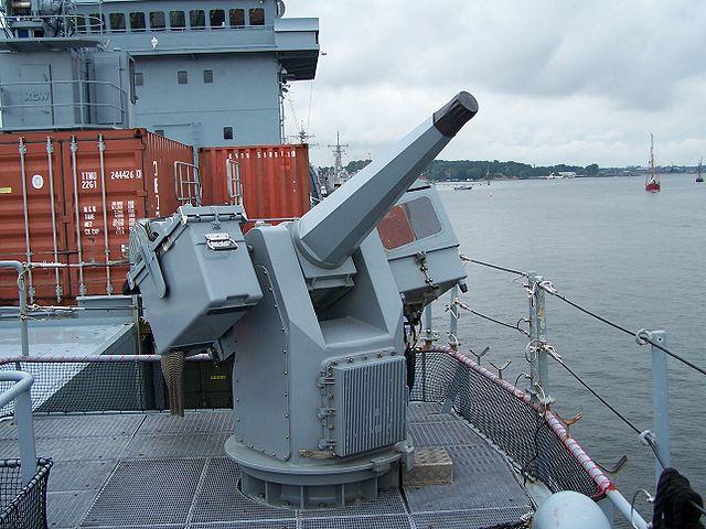 MLG27 Naval gun
