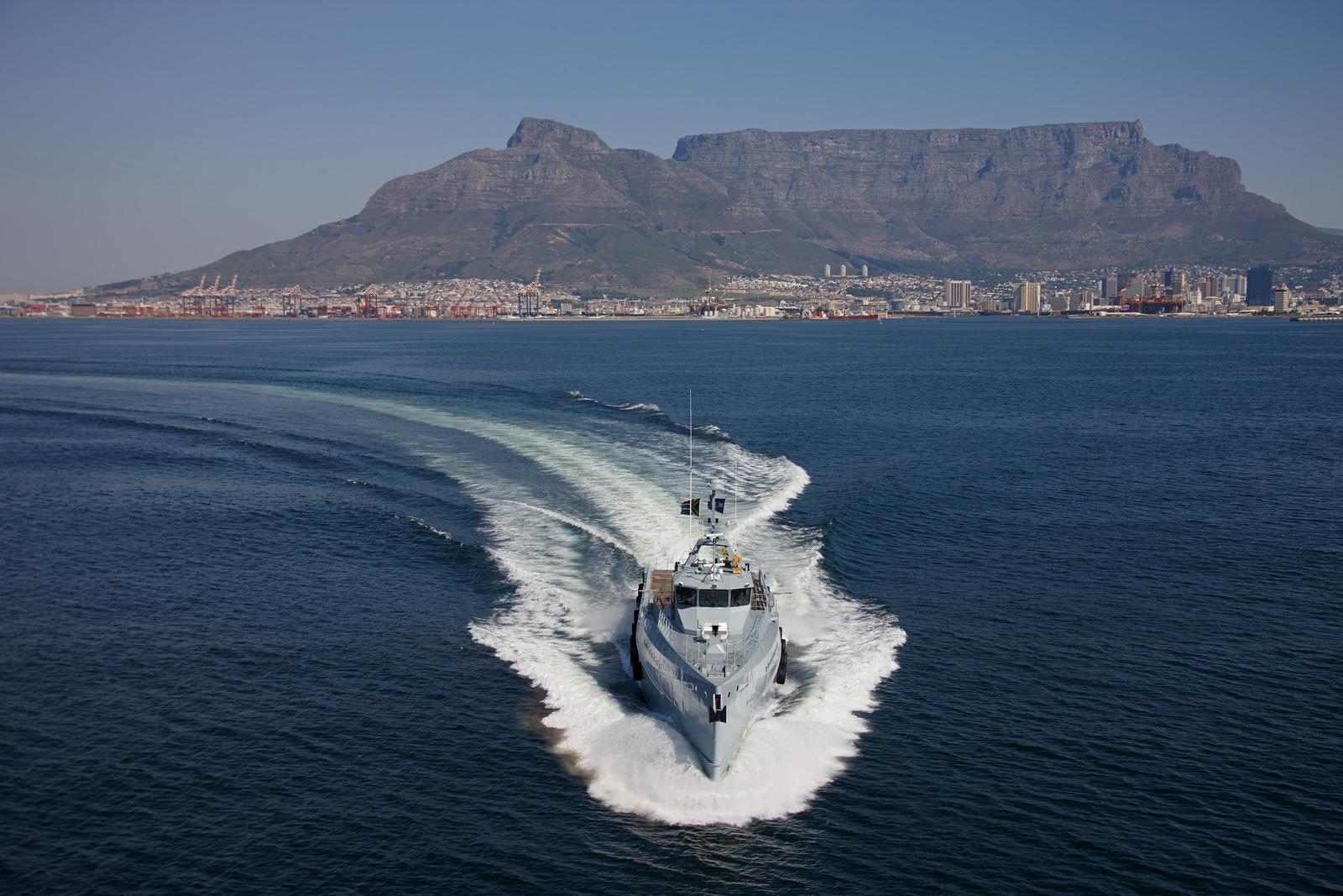Damen FCS 5009 Patrol Vessel