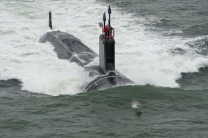 John Warner submarine