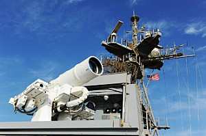Laser Weapon System