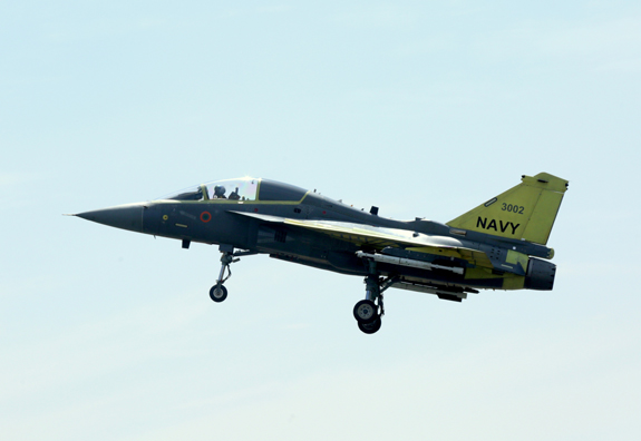 NP2 aircraft
