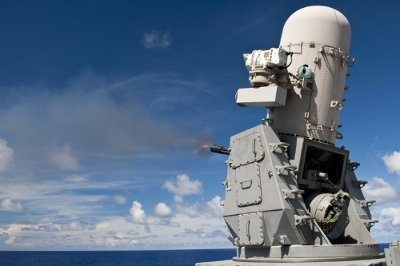 Ratheon Phalanx Close-in Weapon Systems (CIWS)