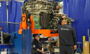 Rolls-Royce contract