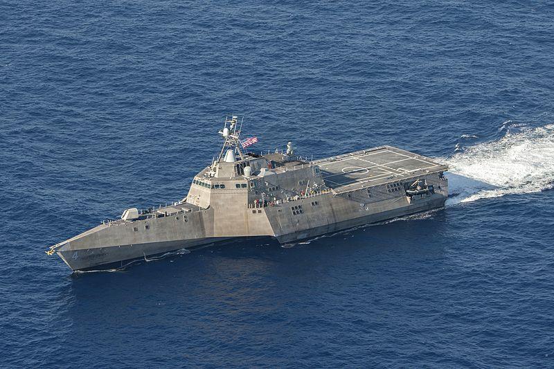 USS Coronado vessel