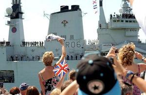HMS Illustrous