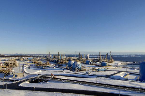 Asgard transport pipeline