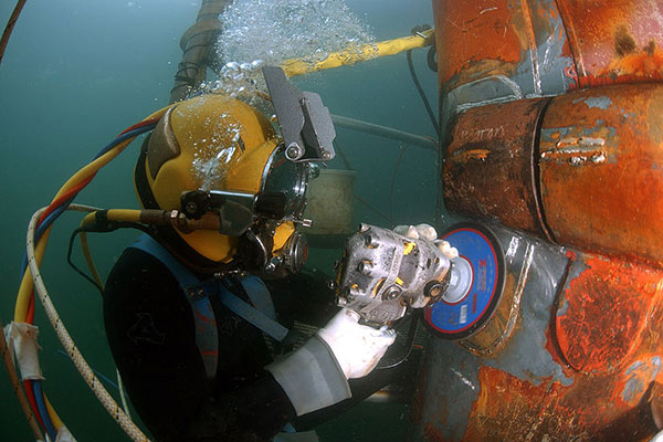Engenheiros submarinos