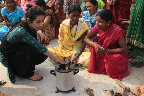 Empowering Women And Girls With Clean Energy Power