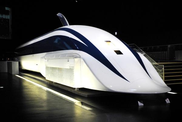 Maglev technology Japan