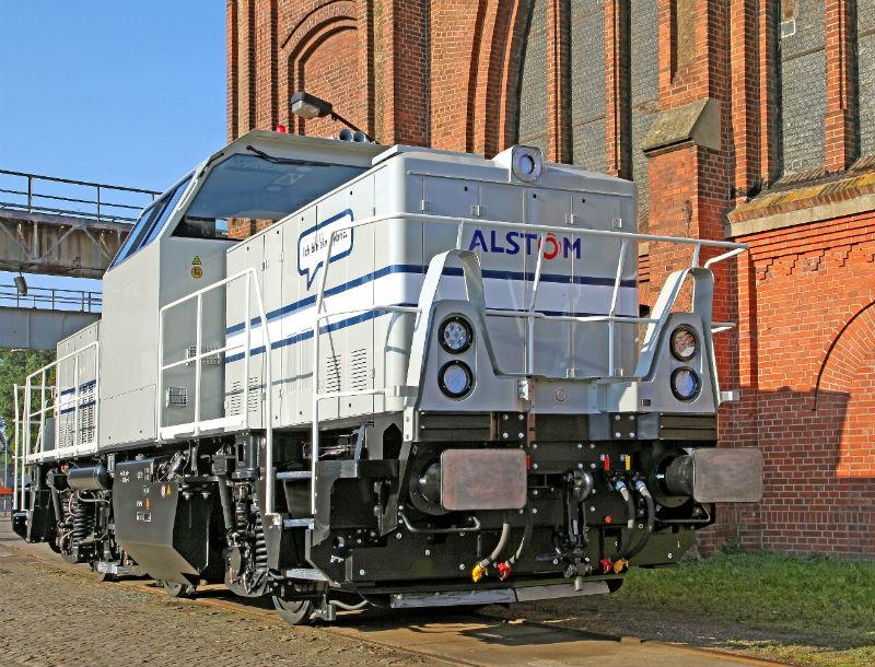 Alstom hybrid
