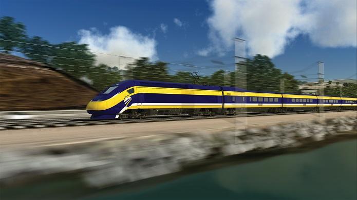 California HSR