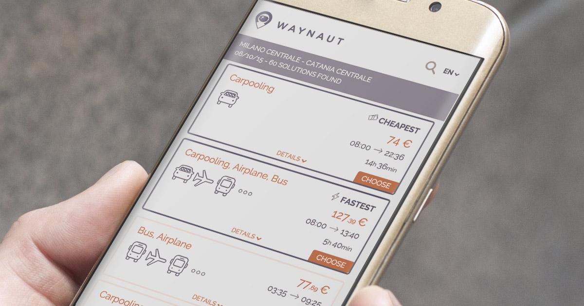 Waynaut app