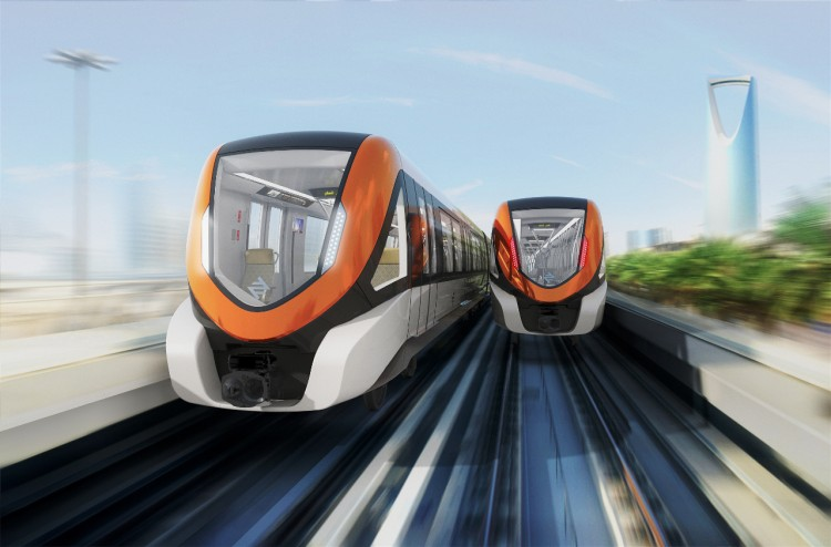 Riyadh_orange line_metro