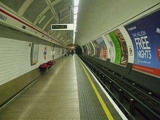 St Paul's station