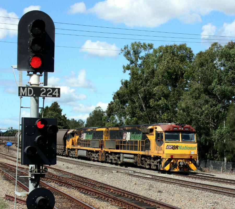 Digital Age Railway Signalling Technology