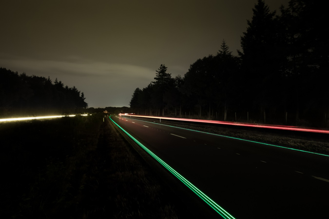 Glow in Highway