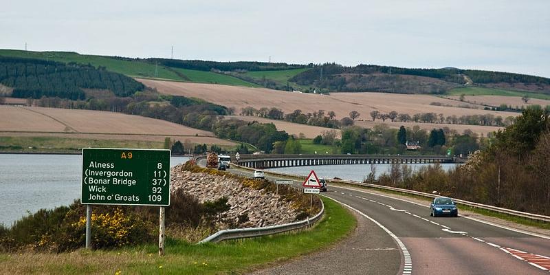 A9 Road