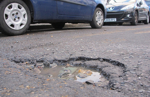 UK Potholes