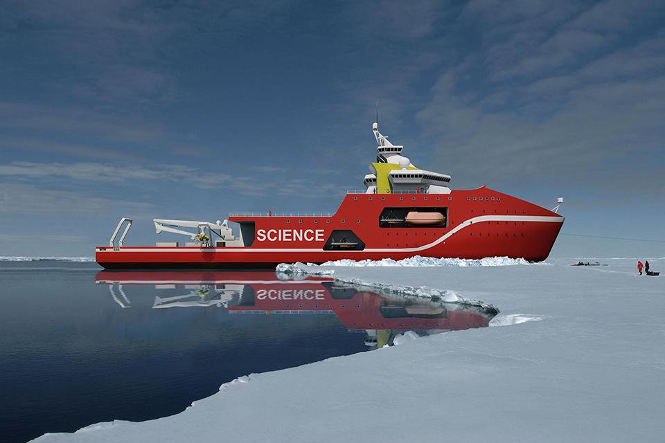 UK-NPV-polar ship
