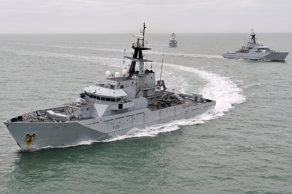 uk national maritine strategy