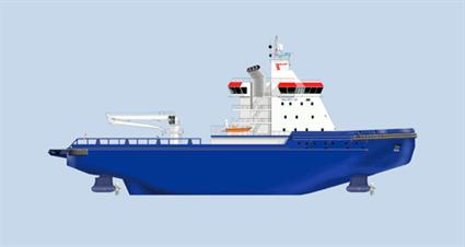 Atomflot  Icebreaker