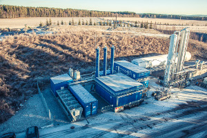 wartsila biogas plant