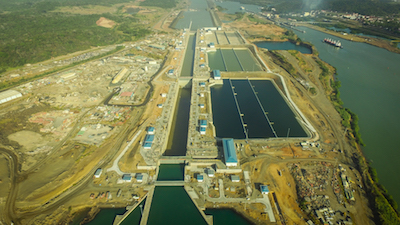 Panama lock test