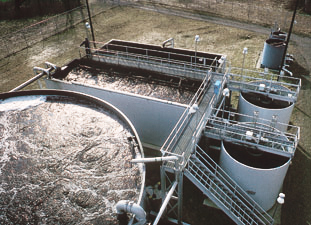 Wastewater system