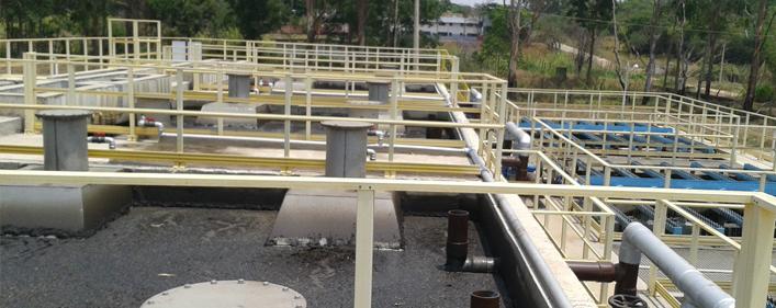 Minais Gerais wastewater Acciona Agua