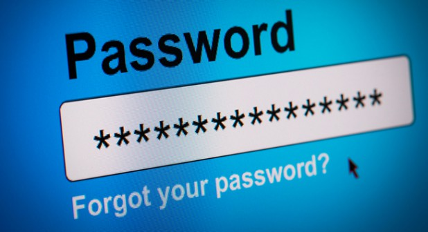Protect Online Privacy - Passwords