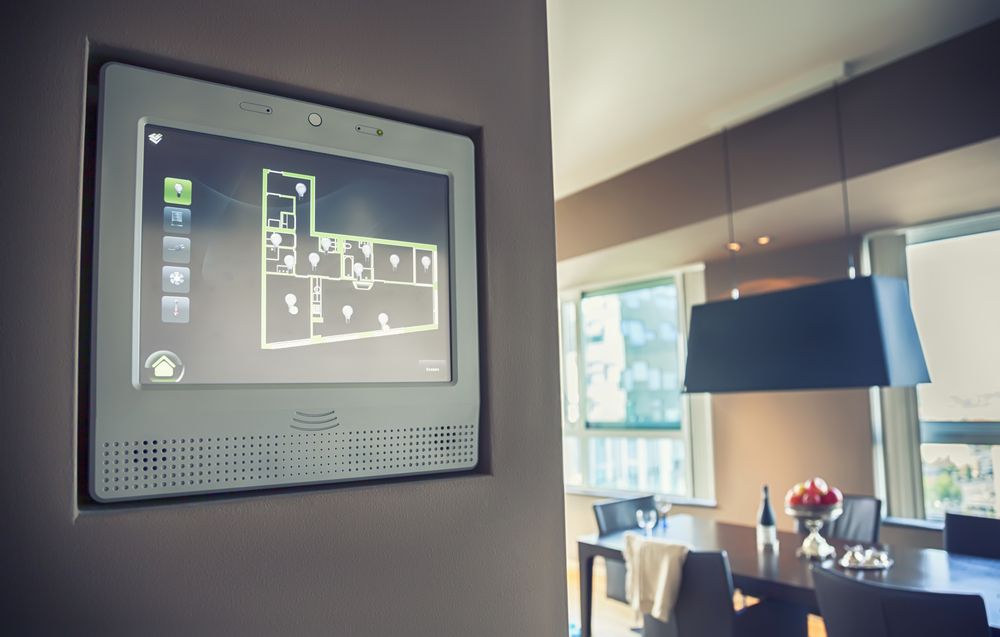 how to set up a smart home start-up