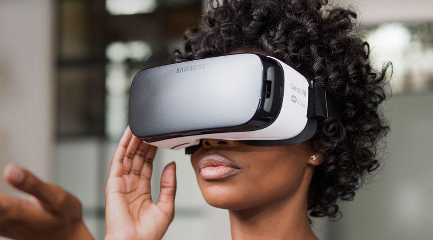 VR-Cirtual Reality Samsung