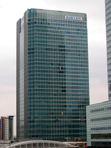 Barclays Head Quarters, UK