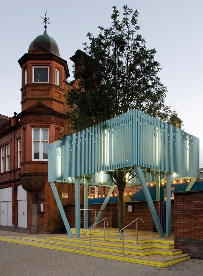 Tottenham Public Room, London (2012)