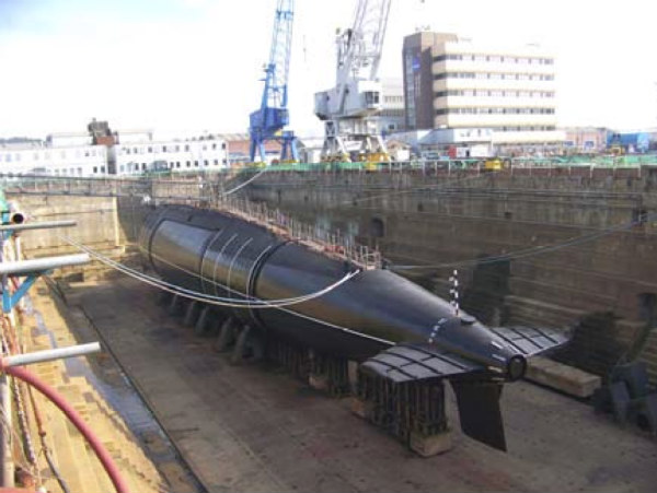 How Babcock Plans To Decommission Uk Nuclear Submarines