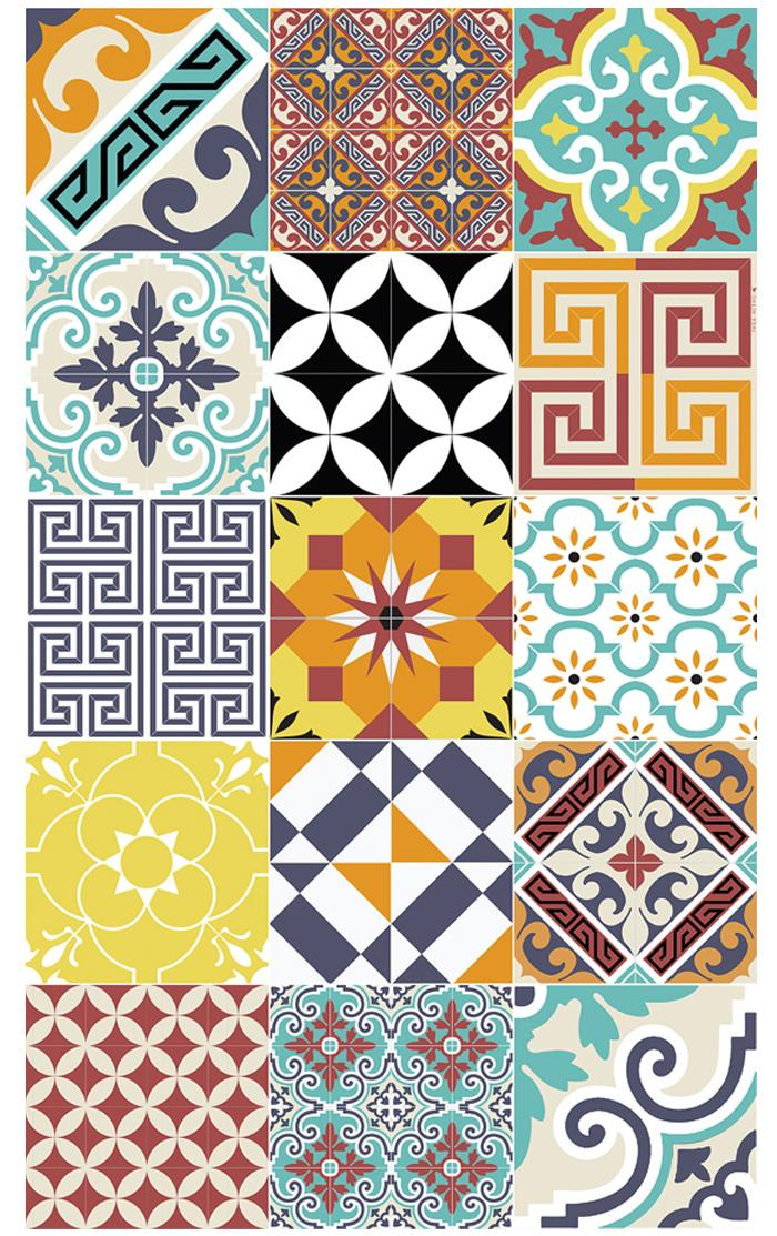 Eclectic mat by Beija Flooring