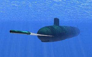 MK 48 torpedoe