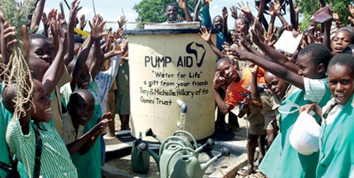pump aid